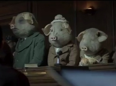 <i>The Guardian</i> pushes &#8216;open journalism&#8217; in Three Little Pigs spot
