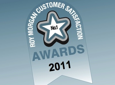 Winners of Roy Morgan's inaugural Customer Satisfaction Awards announced