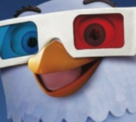Birds Eye Fish Fingers 3D cinema campaign