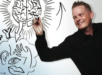 Q&A with Martin Lindstrom – marketing thinker, author and consultant