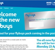 Coles relaunches beefed-up Flybuys with Dawn French ad campaign