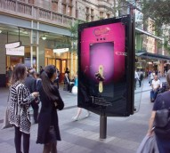 Magnum features on first Australian outdoor ad to use facial recognition