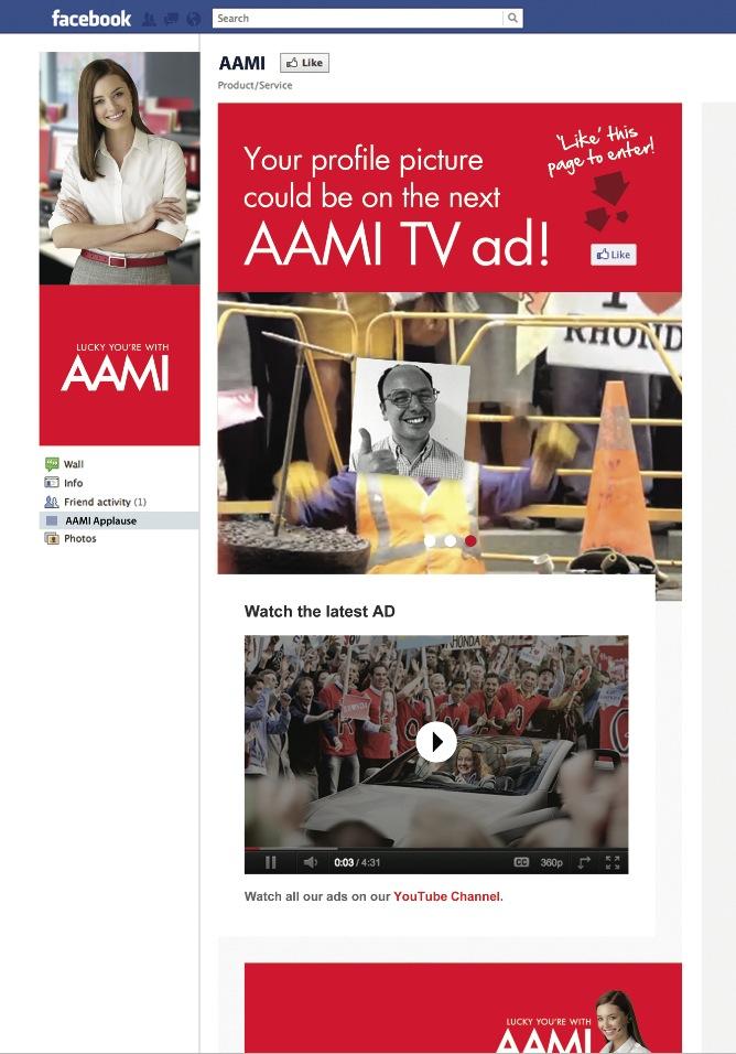AAMI Facebook 1