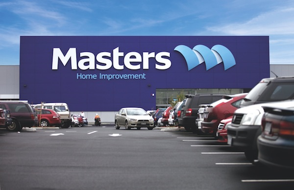 Masters external whole store