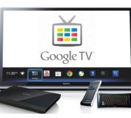 Sony bringing Google TV to Aus this week