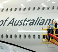Qantas becomes Spirit of Australia<i>ns</i>, prints customers&#8217; names on plane