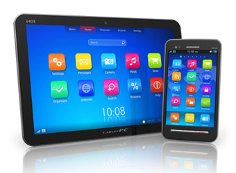 Tablet owners shun other devices, unless the tablet's in the other room