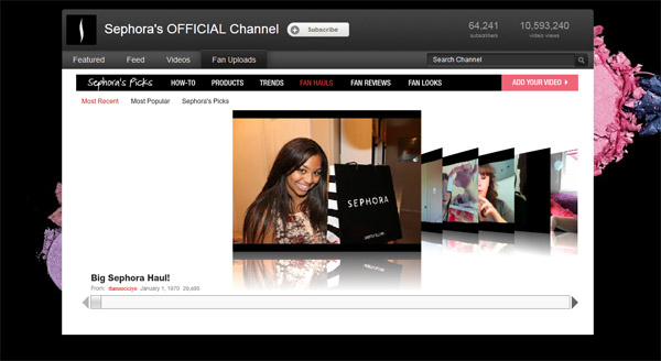 """m commerce of sephora Sephora is an innovator in the mobile space, and this effort helps to secure its position as a leader,"""" said chris mason, cofounder/ceo of branding brand, new york """"sephora provides a clear example of how mobile can enrich shopping experiences across the board,"""" he said."""