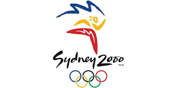 Sydney 2000 Olympic Games Logo