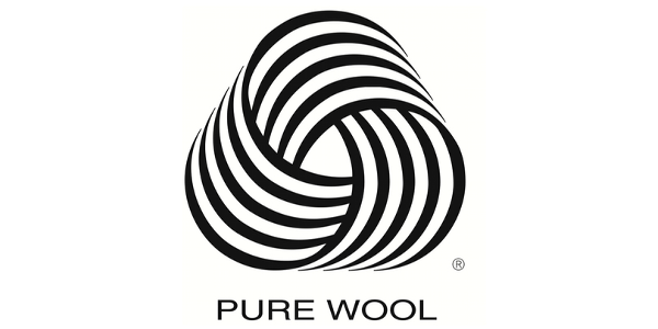 Wool mark logo