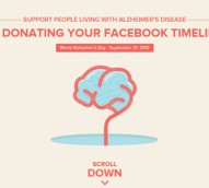 A 'day in the life' Facebook app gives users insight into Alzheimer's