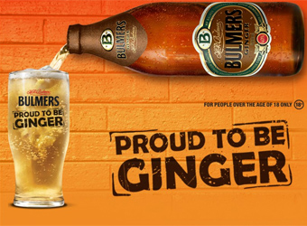 Ranga rebrand: Bulmers promotes ginger pride