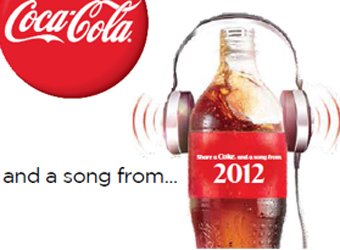 'Share a Coke' follow-up campaign unlocks songs with Spotify