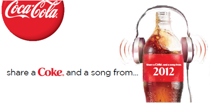 share a coke spotify