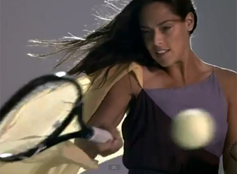 Top10 tennis-themed ads