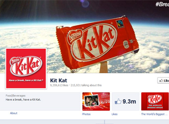 Facebook launches new global brand pages structure