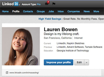 The redesigns continue: new LinkedIn profile pages