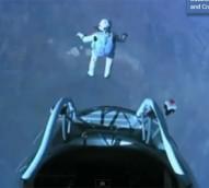 Red Bull breaks YouTube record with Stratos edge of space stunt