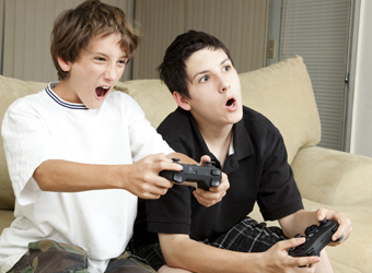 Digital teens: boys shun traditional media, flock to gaming and social