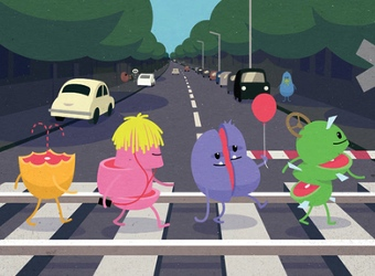 Piranhas on private parts: Dumb Ways to Die app dominates iTunes