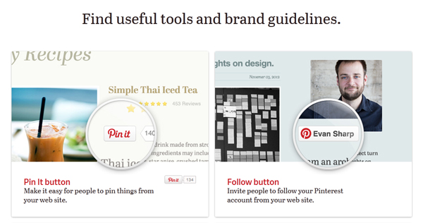 Pinterest paves way for brand pages, launches features for marketers