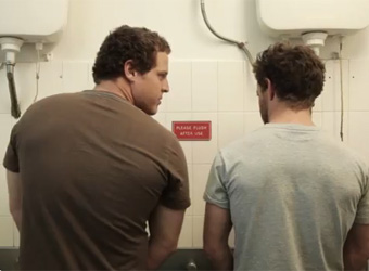 Shit mates don't say: Cancer Council targets men's health with viral video parody