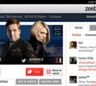 Network-neutral social TV companion app Zeebox launches in Australia
