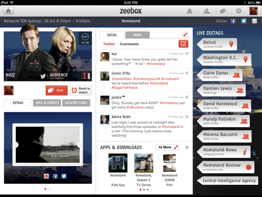 zeebox_Screenshot 1