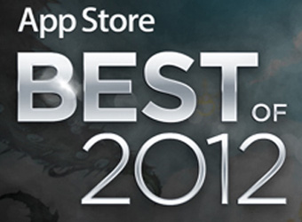 Aussie developers feature in Apple's 'Best of 2012'