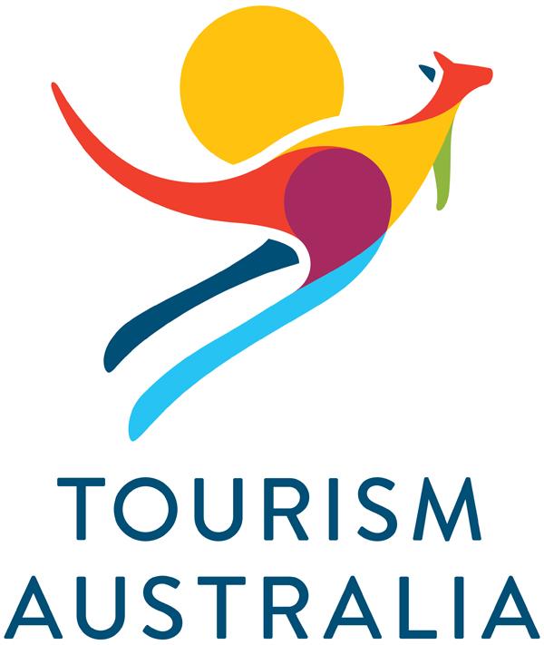 Tourism Australia's new brand identity