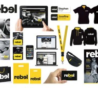Rebel rebrands to black and yellow to tackle premium market