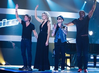 Seven wins ratings year, but Nine's <i>The Voice</i> dominates 2012
