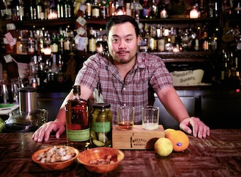 Rye Style: Bulleit Whiskey Speak Easy Series