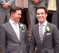 Coke criticised for cutting gay marriage scene from ad broadcast in Ireland