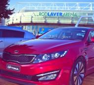 Australian Open sponsorship to serve Kia a million new car intenders