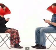 Coke attempts to cure social media addiction, one Elizabethan collar at a time