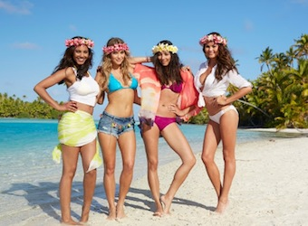 Air NZ's global brand head on nude staff, the elderly and now swimwear models as safety video stars