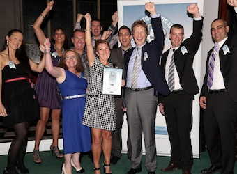 Here are the companies winning in customer satisfaction: Roy Morgan Awards for 2013