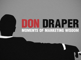 Infographic: Marketing wisdom from Don Draper