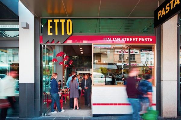 Etto shopfront