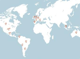 Internationalising an online business through an MVP strategy