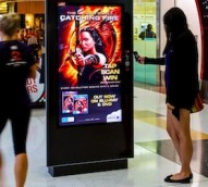 Smartphone-outdoor hybrids are so hot right now and this <i>Hunger Games</i> campaign could be the hottest