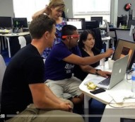 MarketingTV: DT + Red Cross + Google Glass hackathon for humanity