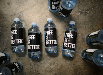 Free is better? Melbourne company announces ambitious plans to revolutionise bottled water industry