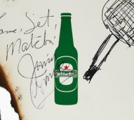 Heineken auctions 'Legendary Posters' to benefit Reporters Without Borders