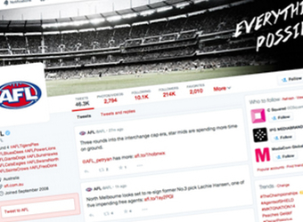 Check out Twitter's new-look profile pages – seem familiar?