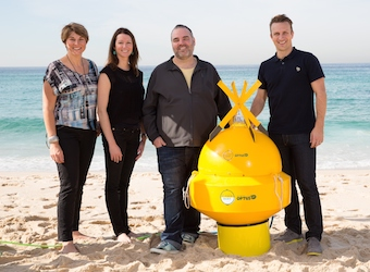 Branded utility with bite: Optus floats the idea of new shark detection technology