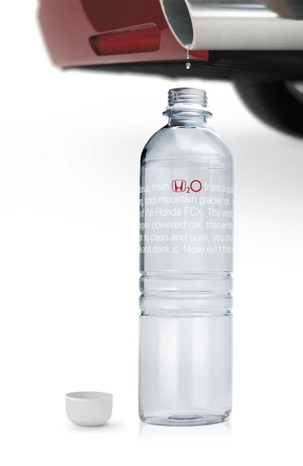 Honda H2O water drip