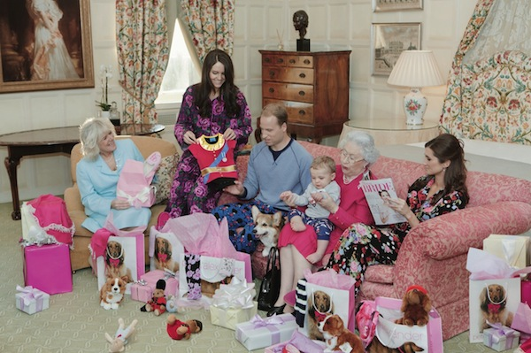 Peter Alexander royal family