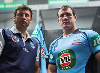 Victoria Bitter to put names of fans on NSW Blues jerseys for State of Origin